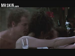 super-steamy Celebs Pop Champaign And Get torn up