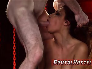 dominatrix humiliates slave The sexual dominance ends in the only way it could for a