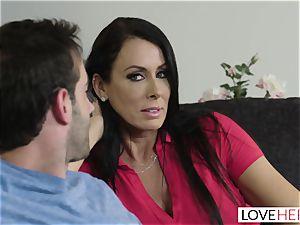 LoveHerFeet - Stepson penetrates His Stepmom On The bed