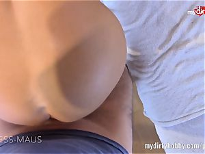 My dirty leisure activity - fitness-maus housewife cockslut