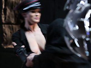 Supergirl Pt 3 Bad female lesbos Riley Steele and Katrina Jade