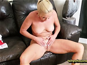 The milf professor trains the college girl