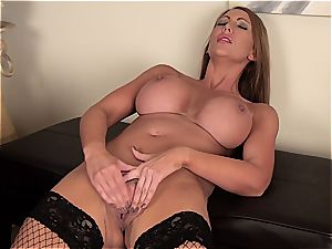 super-fucking-hot mama's enjoy to showcase of their phat knockers and jerk