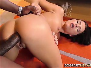Adriana Chechik big black cock ass-fuck
