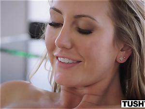 TUSHY Brett Rossi's first-ever exclusive ass-fuck!