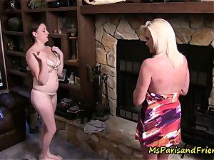 Ms Paris Rose in cunt, Maid to Order