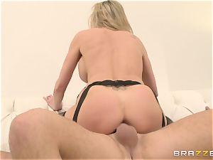 Brandi enjoy gets her revenge on her cuckold dude