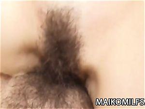 Nobuko Torii - Mature JAV Fisted pummeled And Facialized