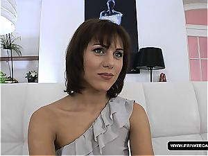 Galina Galkina enjoys anal invasion hump