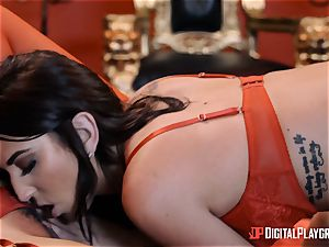 labia pleasing bang-out in hell