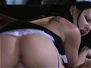 ultra-kinky maid will do anything for the tormentor