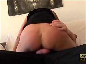 PASCALSSUBSLUTS - stunner Francys Belle humps ass-fuck male domination