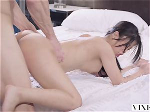VIXEN youthfull chinese schoolgirl Has sultry fuck-fest With Neighbor