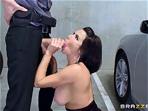 super-naughty mature Veronica Avluv leaned over and banged