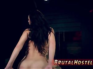 extreme buttfuck internal ejaculation heads after promiscuous youthful Aidra and takes her on a rail