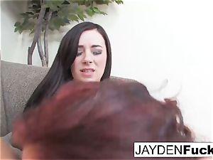 Jayden Jaymes And Taylor Vixen nail