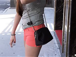 Seeking sex in the streets of Miami with Gabriella fad