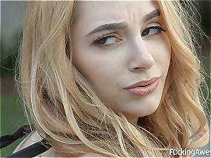 FuckingAwesome - Charlotte Stokely nails her girlfriend