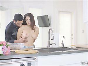 jizm craving big black cock sucking Valentina Nappi