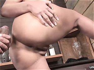Phoenix doing it all to satiate her stud with her fuckbox