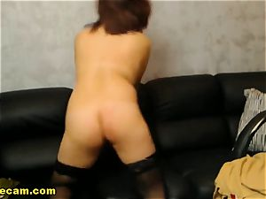 big-boobed Redheaded luxurious honey wild unclothes