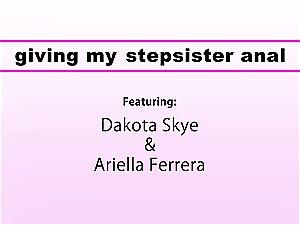 cougar Ariella Ferrera entices teen Siblings To backside ravage
