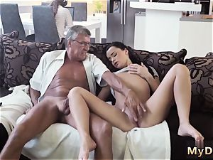 innate dark haired nubile and massive cupcakes college party fellatios What would you choose -