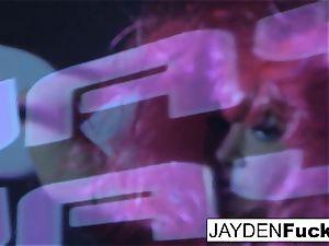 Jayden enjoys to have handsome joy